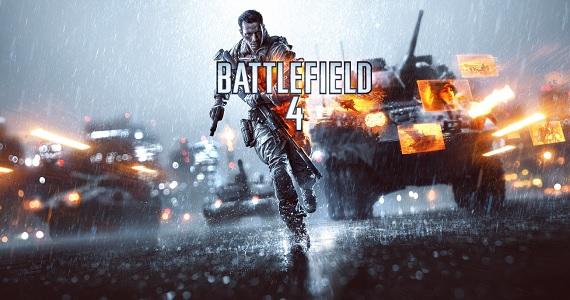 Artwork for Battlefield 4