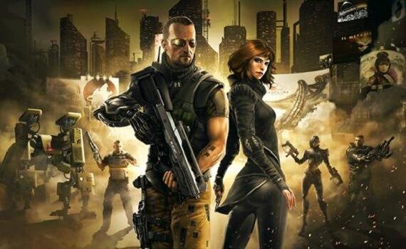 Deus Ex: The Fall (E3 2013)