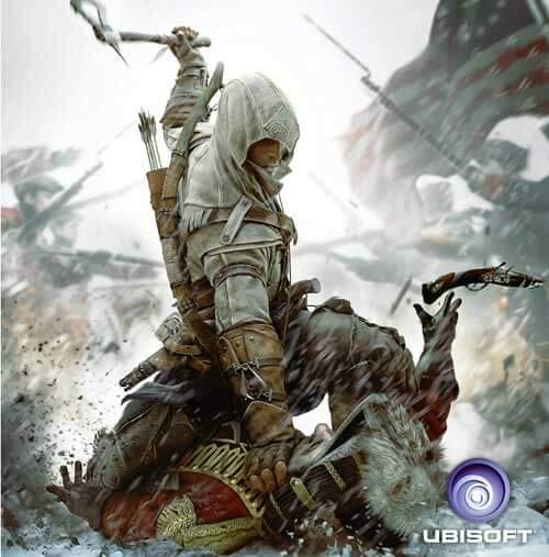 Assassin's Creed 3 Anti British Bias
