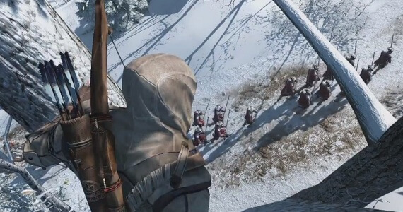 'The Art of Assassin's Creed 3' Book Will Go Behind the Revolution