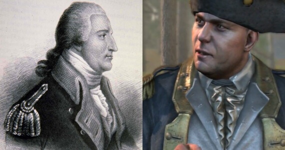 'Assassin's Creed 3' Benedict Arnold Missions Exclusive To PS3