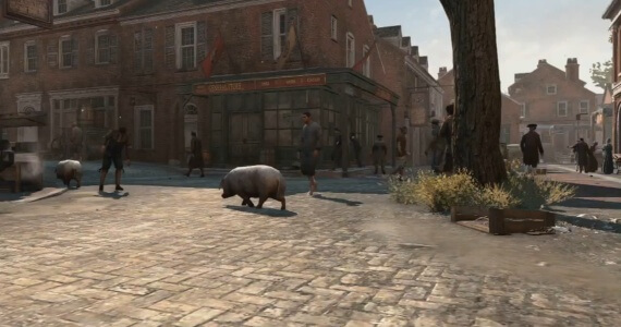 'Inside Assassin's Creed 3' Trailer Details American Setting