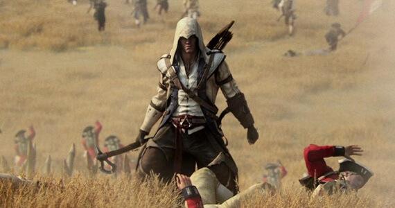 Assassin's Creed 3 British Bias