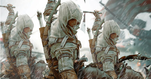 Assassin's Creed 3 Features 4-Player Co-op