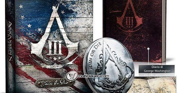 'Assassin's Creed 3' Collector's Edition Hints at DLC [Updated]