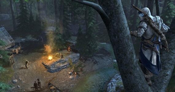Assassins Creed 3 Connor Screenshot