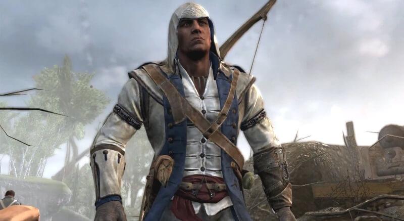 'Assassin's Creed 3' Launch Trailer Incites Revolution