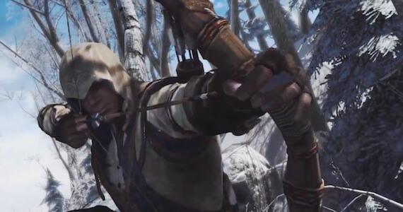 Assassins Creed 3 Gameplay Teaser Trailer