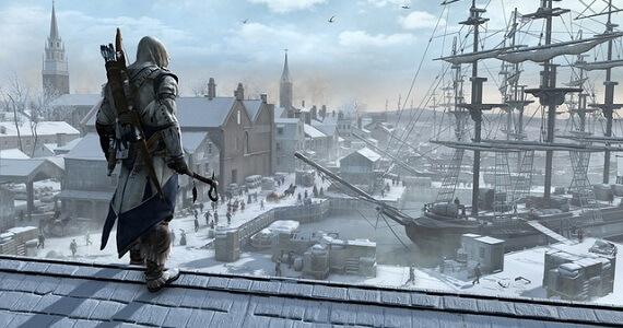 'Assassin's Creed 3' Director Calls WW2, Egypt & Japan 'Boring' Settings
