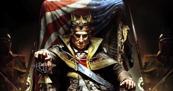 Assassin's Creed 3 (Tyranny of King Washington)