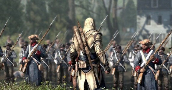 Assassins Creed 3 Launch Trailer America