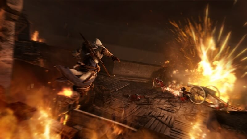 Assassin's Creed 3 (North American Launch Trailer)