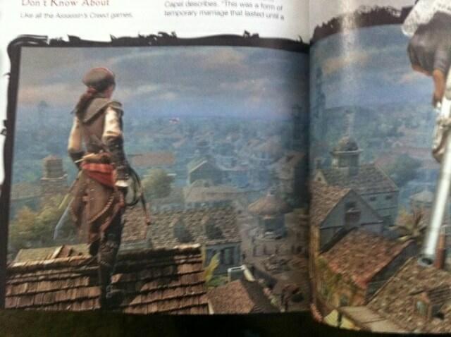 'Assassin's Creed 3: Liberation' Coming To Vita?