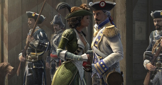Assassins Creed 3 Liberation Review - Personas