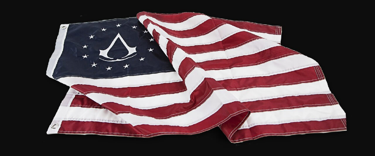 'Assassin's Creed 3' 'Independence' Trailer; North America Limited Edition Detailed