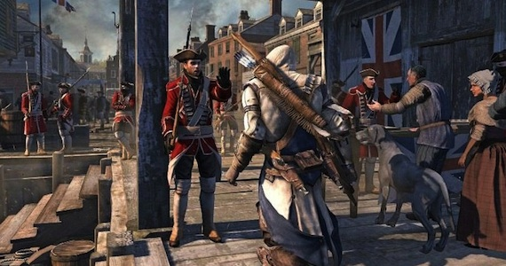 'Assassin's Creed 3' Won't Just Be An 'American' Story