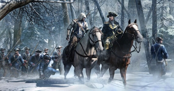 Second Major 'Assassin's Creed 3′ Update Fixes Nagging Problems