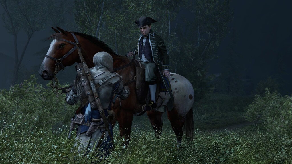 'Assassin's Creed 3' Images Introduce Key Characters