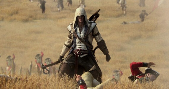 Assassin's Creed 3 PlayStation Plus