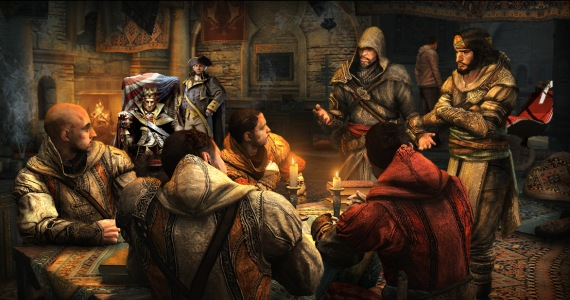 Our 5 Wildest 'Assassin's Creed 3' Predictions