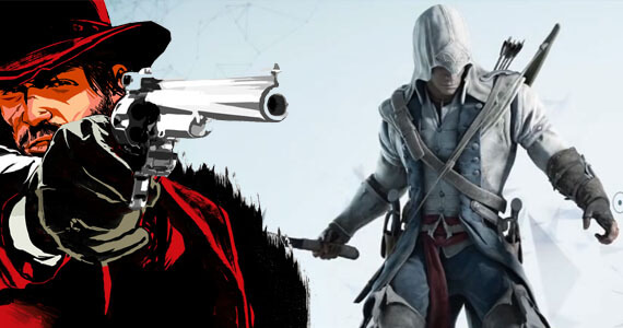 Assassin's Creed 3′s 'Red Dead Redemption' Inspiration & Cut Features