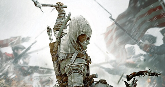 'Assassin's Creed III' Heads to the American Revolution; Box Art Revealed