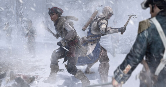 'Assassin's Creed 3' Morality Won't Be 'Black & White'