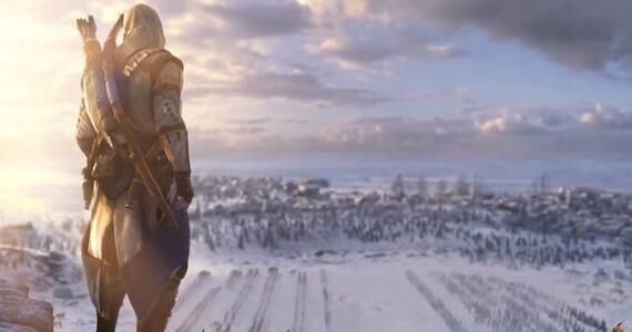 'Assassin's Creed 3' Reveal Trailer: Epic Battles, New Assassin, Tree Jumping
