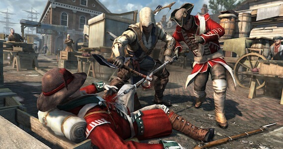 'Assassin's Creed 3' Weapons Trailer, Online Game Launched
