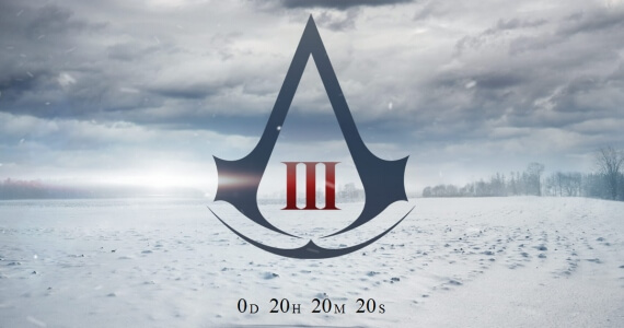 'Assassin's Creed 3' Website Teases Announcement Soon