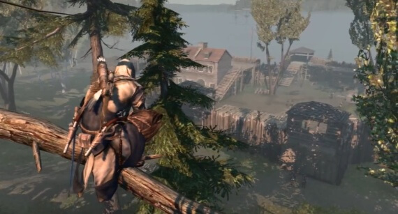 Assassins Creed 3 West Point
