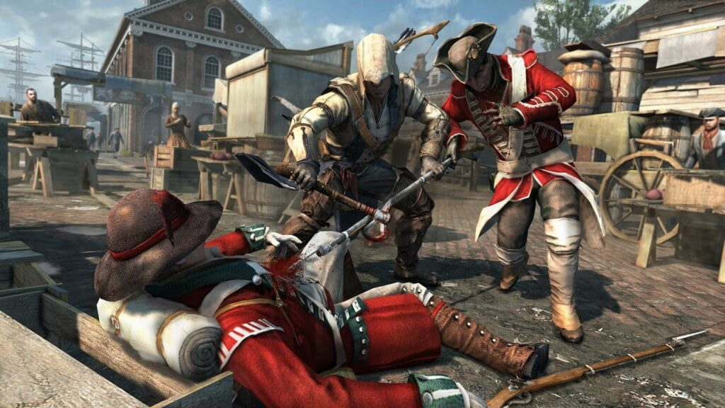 'Assassin's Creed 3' Wii U Preview