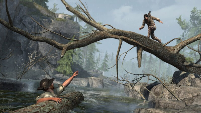 Assassin's Creed 3: Making-Of Video Goes 'Into The Wild'