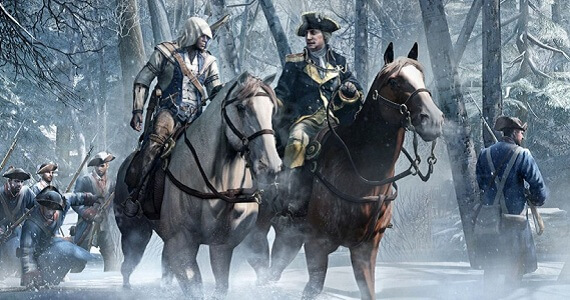 'Assassin's Creed 3' Pre-Order Bonuses Detailed in Germany; Already Breaking Records