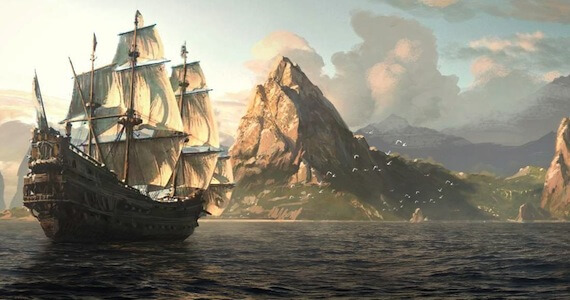 'Assassin's Creed 4: Black Flag' Offers 80 Hours Worth of Content