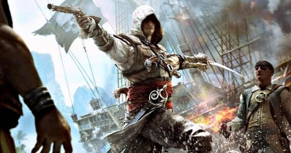 Ubisoft Seeking Player Feedback Through 'Assassin's Creed 4' Mission Ratings System