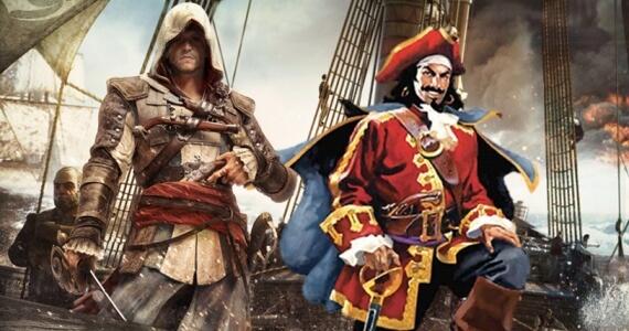 Assassins Creed 4 Black Flag Captain Morgan