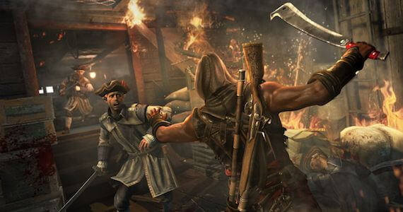 'Assassin's Creed 4: Black Flag' DLC Images & Details – One of the Most Brutal Assassins Ever