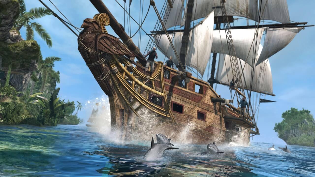 Assassin's Creed 4 (Piracy Walkthrough)