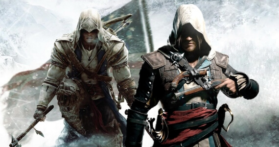 Ubisoft Expects 'Assassin's Creed 4: Black Flag' to Sell Less Than 'AC3′
