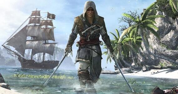 Assassin's Creed 4 - Edward & Jackdaw