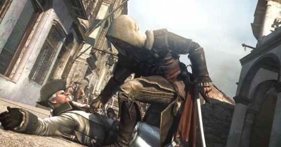 Assassin's Creed 4 (Gameplay)