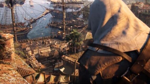 Assassins Creed 4 Island Setting
