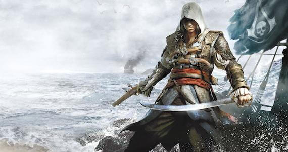'Assassin's Creed 4: Black Flag' Gets Game of the Year 'Jackdaw Edition'