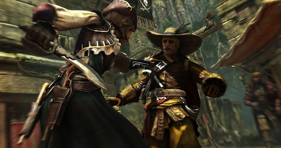 Assassins Creed 4 Multiplayer Preview Comic Con