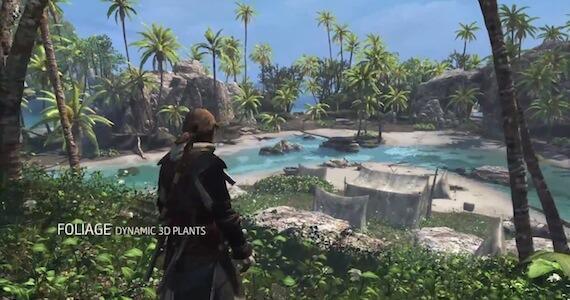 'Assassin's Creed 4: Black Flag' Trailer Highlights Next-Gen Open World