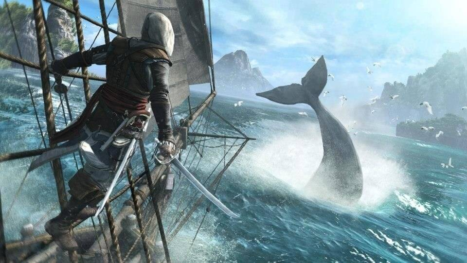 'Assassin's Creed 4' Leaked Screenshots