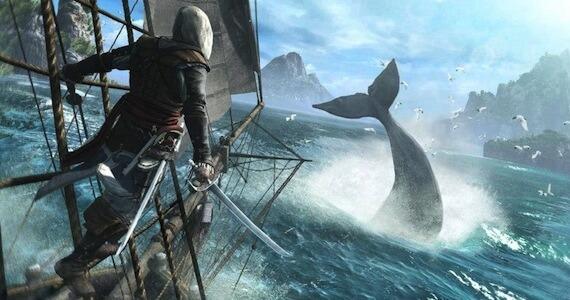 'Assassin's Creed 4: Black Flag' Draws Criticism from PETA