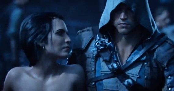 'Assassin's Creed 4: Black Flag' Writer Talks Story, Women, and Riches