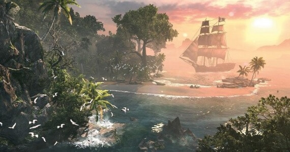 Will 'Assassin's Creed 5' Have Naval Battles Or Will It Embrace A Different Setting?